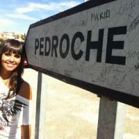 Cristina Pedroche visitó Pedroche