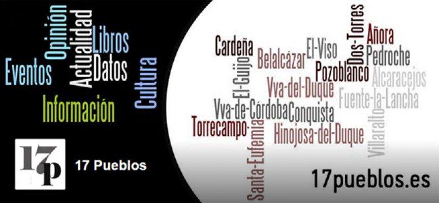 Un año hablando de los 17 pueblos de Los Pedroches