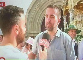 Hablando de la Fiesta de los Piostros en Televisión