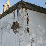 ¿Esperamos al derrumbe de la ermita de San Sebastián de Pedroche para poner 'pies en pared'?