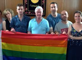 28J, el grupo socialista en el Ayuntamiento de Pedroche muestra su apoyo al colectivo LGTBI